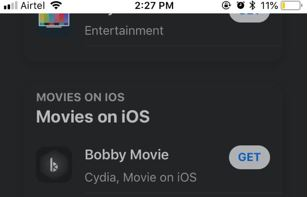 Bobby Movie on Appvalley