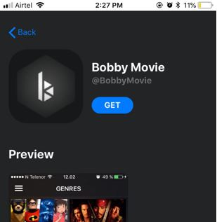 Download CotoMovies App for iOS (No Jailbreak)