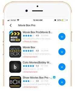 Sideload Moviebox